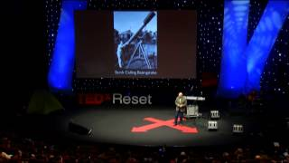 Creative Choices--Stuck Between your Head and Heart/East and West: Taghi Amirani at TEDxReset 2013