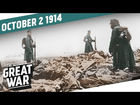 Dying In The Mud - Autumn Is Taking Its Toll I THE GREAT WAR - Week 10