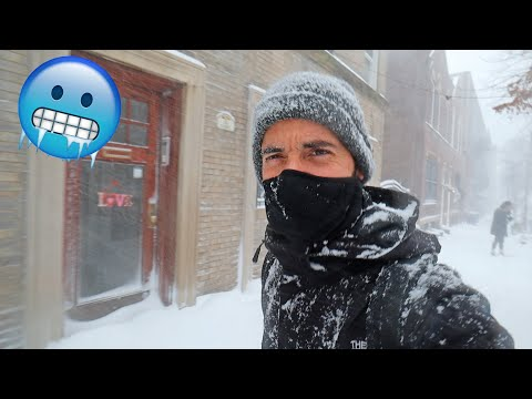 Worst NYC Snowstorm in 5 Years! Walking During 36 Hour Nor'easter (2.1.21) ❄️