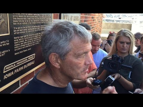 Kirk Ferentz: Personnel decisions not always scientific