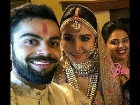 First Night Virat Hka Marriage Wedding Hd Videos Amd Photos