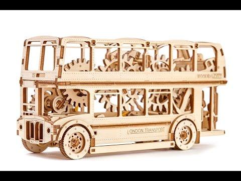 Wooden.City London Bus