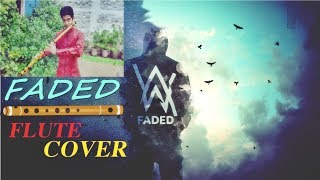 Flute cover | Alan Walker (ft. Iselin Solheim) | Faded |  Jeevan Dhami