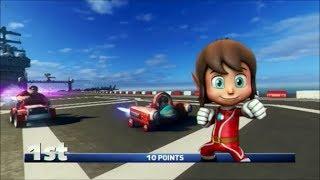 Sonic & AllStars Racing Transformed (PS3) Alex Kidd in Dragon Cup (Expert)