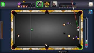 How to win 8 Ball Pool Match in Las Vegas | Game Tricks