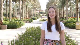 International Student Interviews: Why the American University in Cairo?