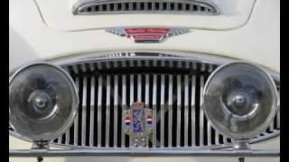 1965 Austin Healey 3000 Mk III phase 1
