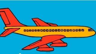 Обзоры мобильных игр - Самолёты - Мультфильмы для малышей