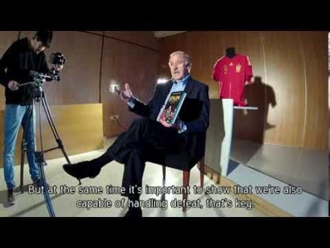 Graham Hunter meets... Vicente Del Bosque