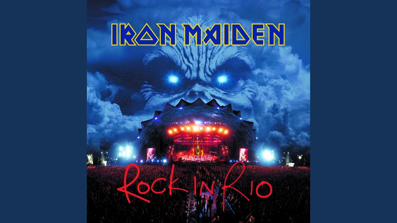 Download The Evil That Men Do (Live At Rock in Rio) (2015 Remaster)