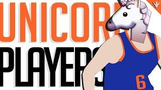 5 UNICORNS in the NBA