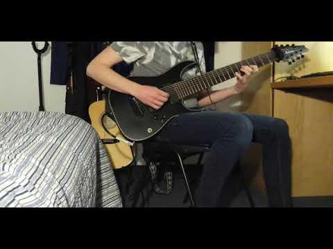 Illenium - Fractures feat. Nevve Guitar Cover