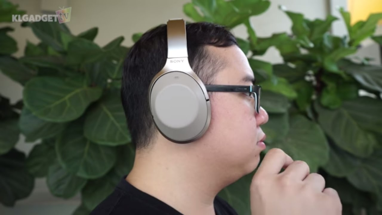 sony 1000x. sony mdr-1000x review: best wireless active noise cancellation headphone - youtube 1000x