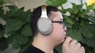 sony mdr 1000x review best wireless active noise cancellation headphone