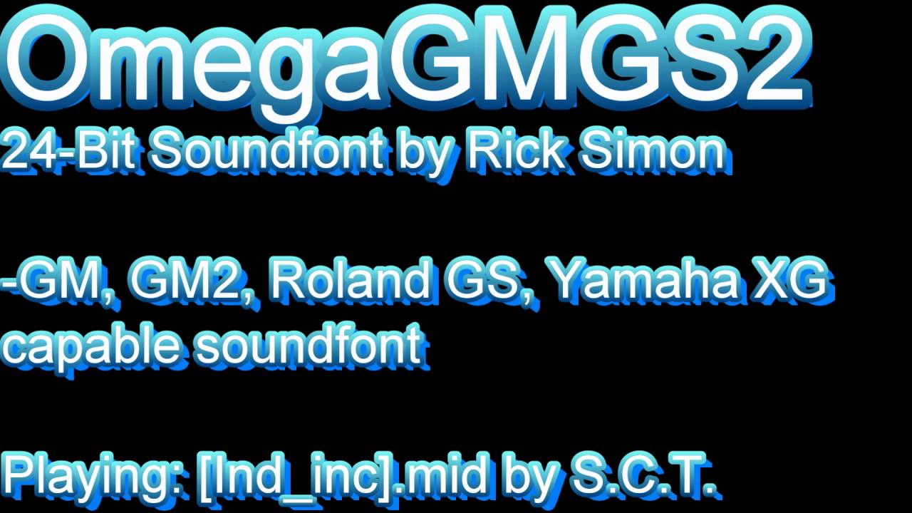 OmegaGMGS2 Custom Soundfont: Donkey Kong Country song