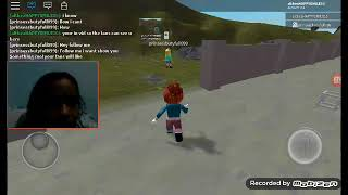 Althea Gamer: play with new friend!-roblox 2