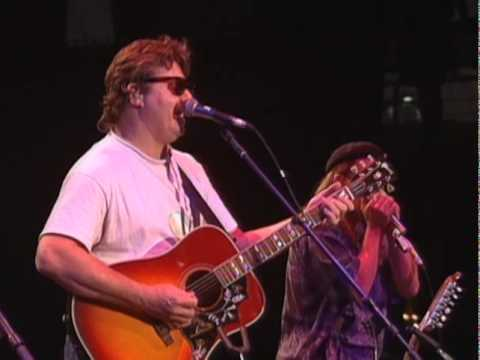 Steve Miller Band  Mercury Blues  10101992  Shoreline Amphitheatre