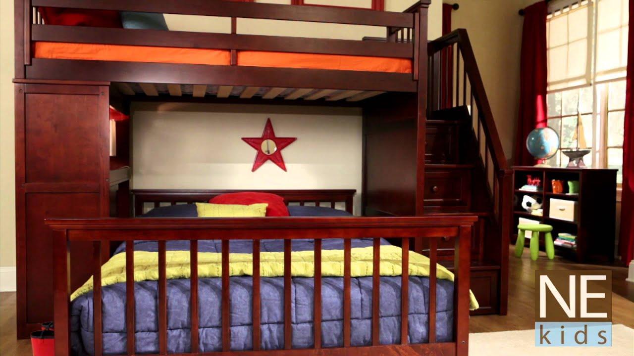 NE KIDS Stair Loft