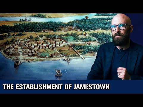 The Establishment of Jamestown: Staving Off Death in England's First Permanent American Settlement