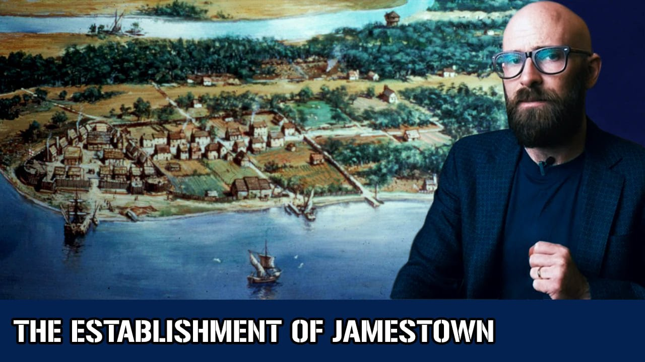 Download The Establishment of Jamestown: Staving Off Death in England's First Permanent American Settlement