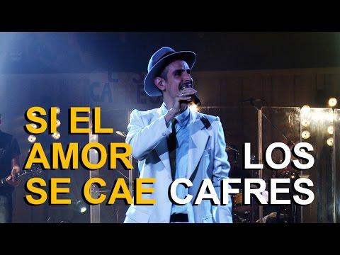Los Cafres - Si el amor se cae (DVD