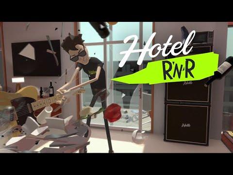 """Hotel R'n'R - Bande Annonce """"PSVR"""""""