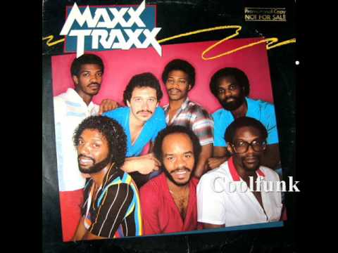 Maxx Traxx - Let's Have A Party (Disco-Funk 1982)