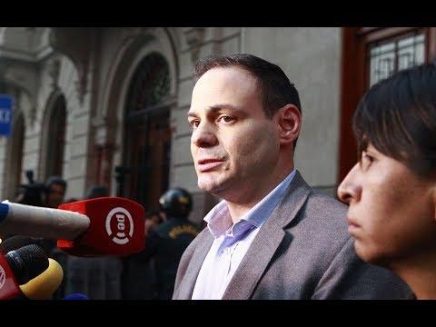 Mark Vito Villanella: PJ anula su impedimiento de salida del país