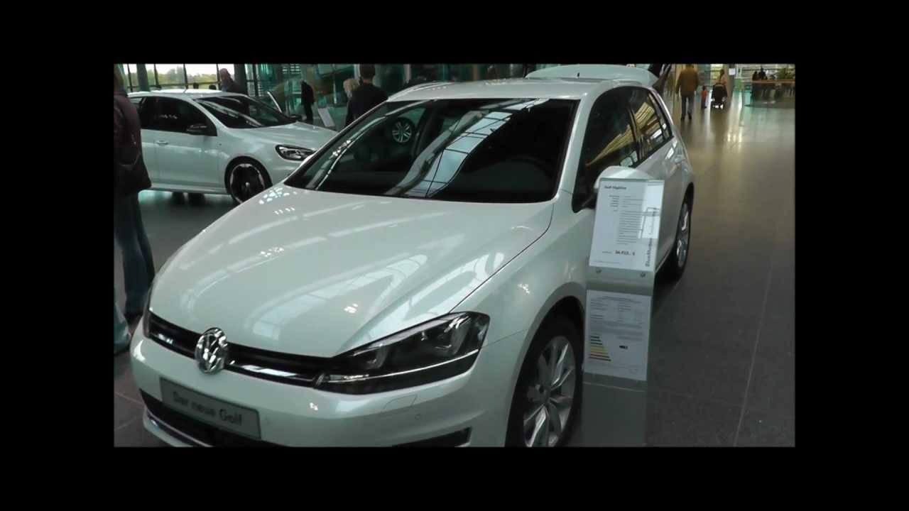 Volkswagen Golf VII - YouTube