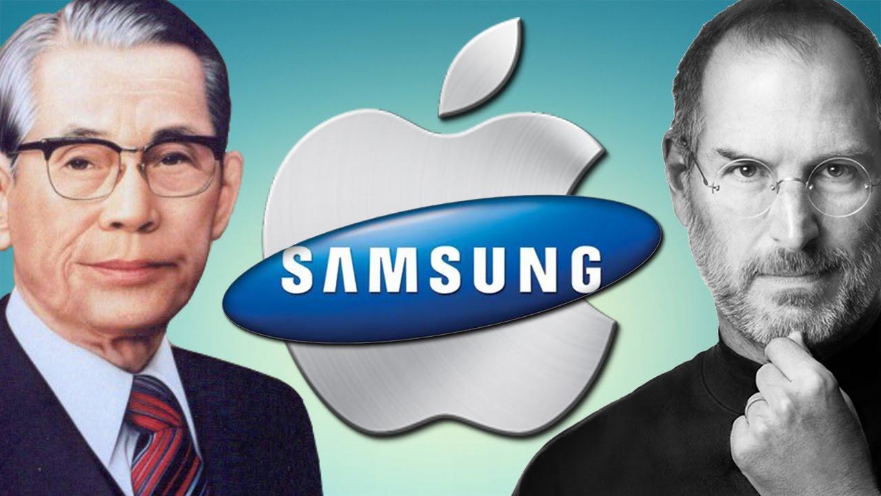 """Apple vs. Samsung. Война """"яблочников"""" и поклонников ...: https://viyoutube.com/video/hkytaumq8cs/apple-vs.-samsung.-война-"""