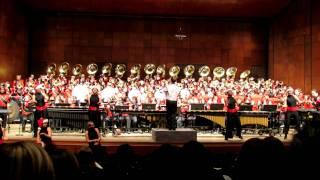 University of Cincinnati Marching Band Concert 12 8 2011 You Can Call Me Al