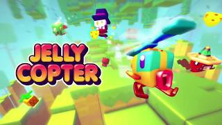 Jelly Copter Gameplay Trailer ANDROID GAMES on GplayG
