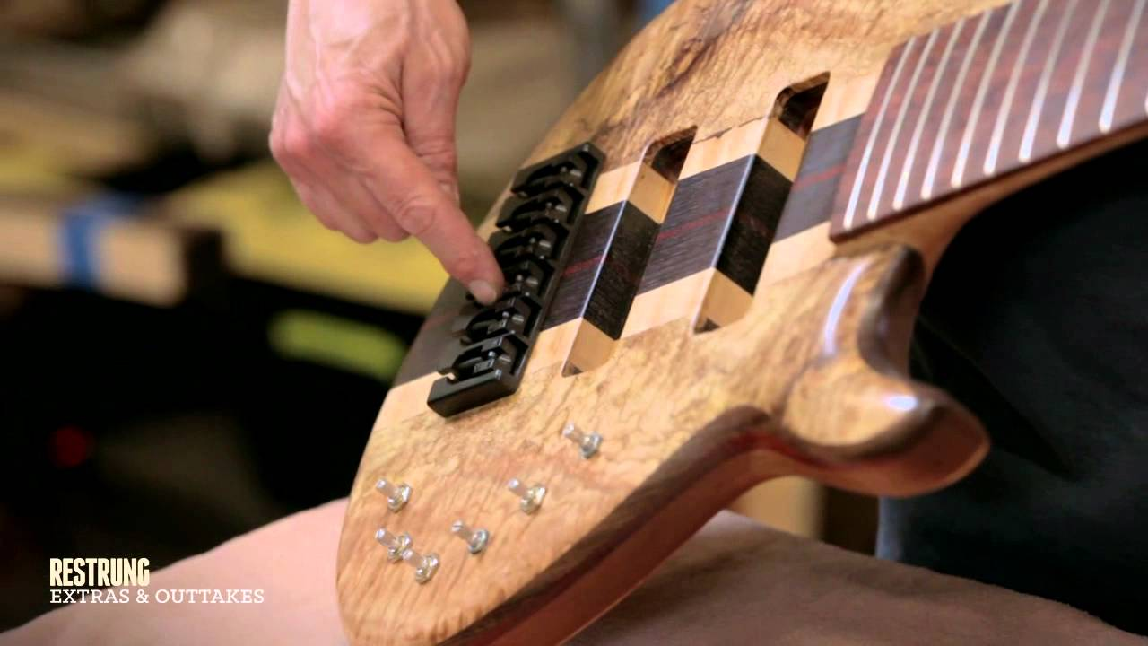 how to build your own bucket bass