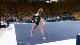 SUU Gymnastic highlight from 2017 MRGC Championship