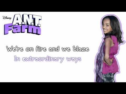 A.N.T. Farm Theme Song (Exceptional) - China Anne McClain (Lyrics+Download)