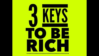 J Paul Getty How to Be Rich  - Key Insights & book summary