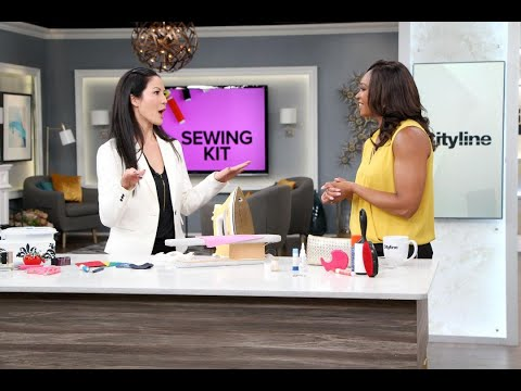 Everything you need to have in an emergency sewing kit