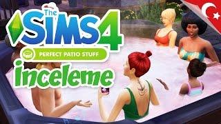 The Sims 4 Perfect Patio Stuff - Genel Bakış / İnceleme