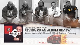 Fantano Gave Kanye's MBDTF a 6?! (DEHH Guest Video)