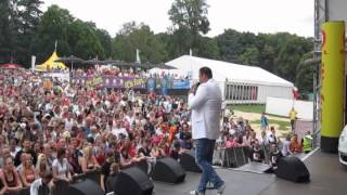 Andreas Lawo LIVE bei Dortmund Olé