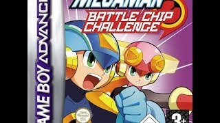 Megaman Battle Chip Challenge - Battle 1 (Extended)