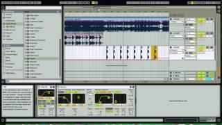 Как сделать Mash-up (Ableton Live) Вова Мех / How To Make Mash-up
