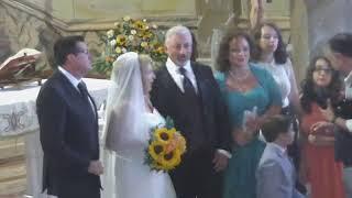 Matrimonio del 08/08/2019 ore 16,30