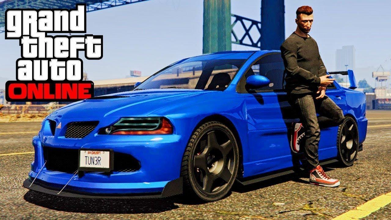GTA 5 ONLINE NEW RACING DLC & 12 NEW CARS COMING TOMORROW