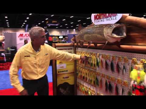 Northland Fishing Tackle from ICAST 2015 #TEAMNORTHLANDTACKLE