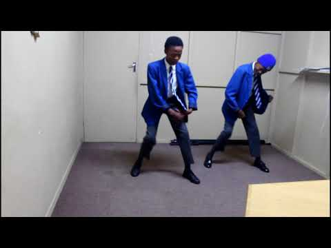 Hawkins Twins show off their moves