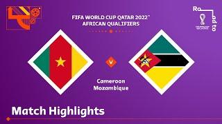 Камерун  3-1  Мозамбик видео