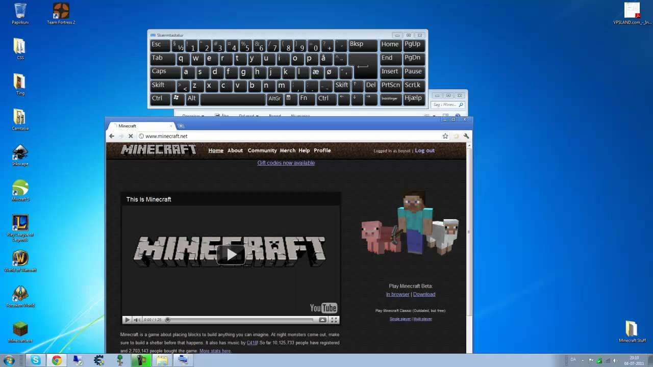 Minecraft Password Recovery OUTDATED YouTube
