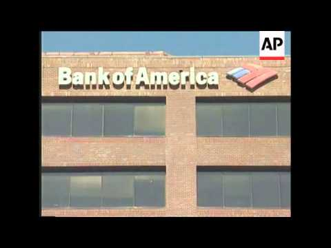 A weaker-than-expected profit report from Bank of America is stirring concerns about the health of c