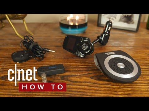3 Ways to Add Bluetooth to any car
